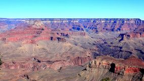 Grand Canyon, Arizona, USA. stock footage