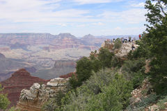 Grand Canyon AZ. Stock Photography