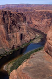 Grand Canyon - Colorado River Stock Image