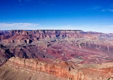 The Grand Canyon and the Colorado River Royalty Free Stock Images