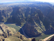 Grand Canyon and Colorado River Stock Images