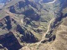 Grand Canyon and Colorado River Royalty Free Stock Photos