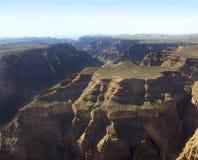 Grand Canyon and Colorado River Stock Image