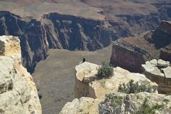Grand Canyon Of The Colorado River. Hermist Rest Route. Geological formations stock images