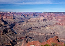 The Grand Canyon and the Colorado River Stock Photos