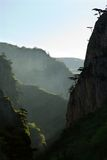 The grand canyon of Crimea. In the morning light Stock Photography