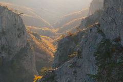 Grand Canyon of Crimea Royalty Free Stock Images