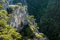 The Grand Canyon of Crimea Royalty Free Stock Image
