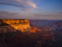 Grand Canyon Dawn Stock Photos