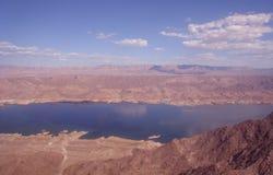 Grand Canyon de cima de Imagens de Stock