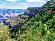 Grand Canyon de exploraci?n Arizona los E.E.U.U. fotografía de archivo libre de regalías