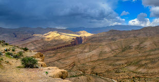 Grand Canyon de l'Iran Images stock