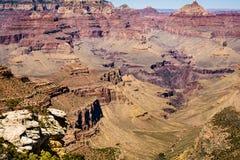 Grand Canyon de observación Foto de archivo libre de regalías