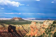 Grand Canyon, de V.S. Royalty-vrije Stock Foto's