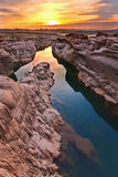Grand Canyon della Tailandia fotografie stock libere da diritti