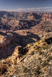 Grand Canyon from Desert View Point Royalty Free Stock Photo