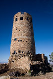 Grand Canyon Desert View Watchtower Royalty Free Stock Photos