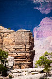 Grand Canyon Detail Stock Images