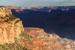 Grand Canyon details Royalty Free Stock Photography