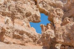 Grand Canyon di Charyn nel Kazakistan Immagine Stock