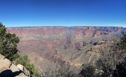 Grand Canyon di stupore Immagine Stock Libera da Diritti