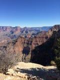 Grand Canyon di stupore Immagini Stock