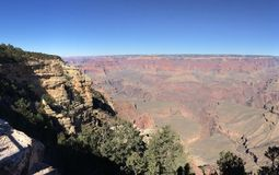Grand Canyon di stupore fotografie stock