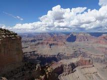 Grand Canyon di vista aerea Immagini Stock
