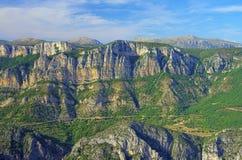 Grand Canyon du Verdon Stock Photography