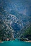 Grand Canyon du Verdon , France Royalty Free Stock Photography
