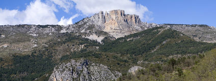 Grand Canyon du Verdon, France Stock Images