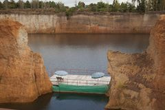 Grand Canyon em Chiang Mai, Tailândia Imagens de Stock Royalty Free