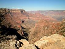 Grand Canyon en Arizona Fotos de archivo