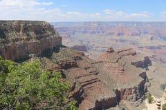 Grand Canyon en Arizona los E.E.U.U. - 4 Imágenes de archivo libres de regalías