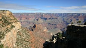 Grand Canyon From Mohave Point Royalty Free Stock Images