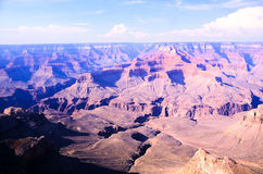 Grand Canyon from Grandview Point. USA Stock Image
