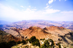 Grand Canyon from Grandview Point. USA Royalty Free Stock Photo