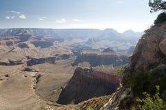 Grand Canyon haze Royalty Free Stock Image