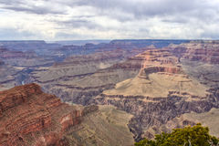 Grand Canyon. HDR image Royalty Free Stock Photo