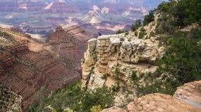 Grand Canyon hermoso Foto de archivo libre de regalías