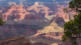 Grand Canyon hermoso Fotos de archivo libres de regalías