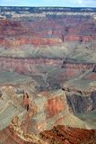 Grand Canyon from Hopi Point. View of the Grand Canyon from Hopi Point Royalty Free Stock Photos