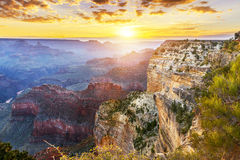 Grand Canyon. Hopi Point, Grand Canyon National Park stock photos