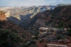 Grand Canyon i Arizona 2 Arkivbilder