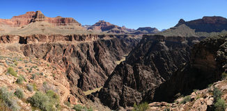 Grand Canyon Inner Gorge Stock Photo