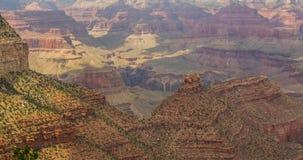 Grand Canyon inspirador dos EUA Foto de Stock Royalty Free