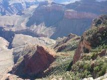 Grand Canyon (7) - l'Arizona - maggio 2013 fotografie stock libere da diritti