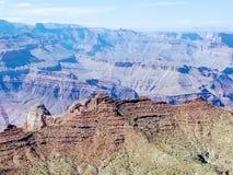 Grand Canyon l'explorant Arizona Etats-Unis photo libre de droits