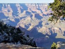 Grand Canyon l'explorant Arizona Etats-Unis photos stock
