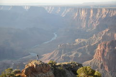 Grand Canyon Landscape Stock Images